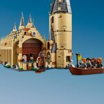 Lego 75954 Harry Potter Linna
