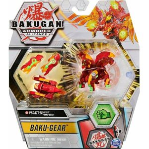 Bakugan Baku-gear Pegatrix ultra