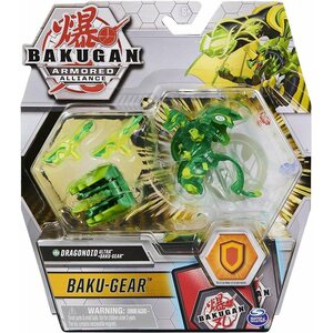 Bakugan Baku-gear Dragonoid ultra
