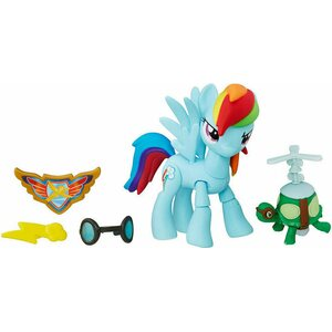 My Little Pony Rainbow Dash toimintahahmo