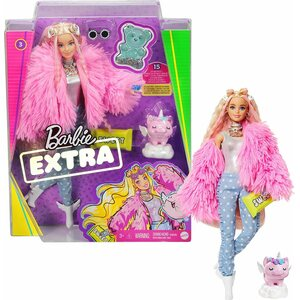 Barbie extra nukke Fashionista